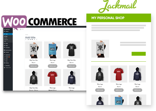 Integration with WooCommerce