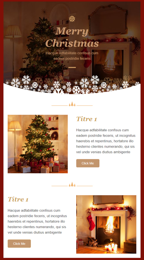 email template christmas 4